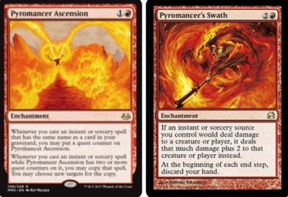 Pyromancer Ascension & Pyromancer's Swath